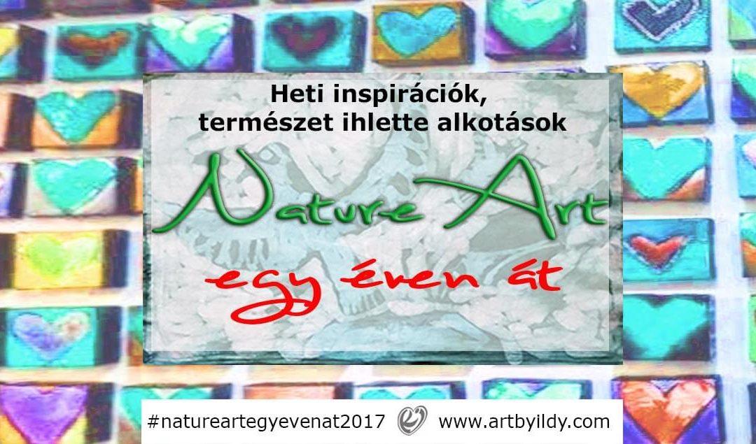 Naturart – az első 3 téma, kíváncsi vagy rá?