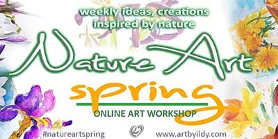 NATUREART SPRING is HERE
