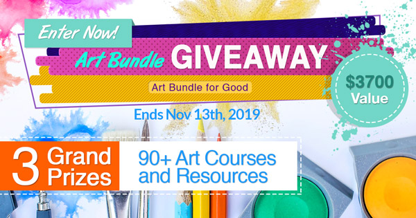 ART BUNDLES FOR GOOD 2019 november