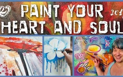 FLASHSALE Paint Your Heart and Soul 2019