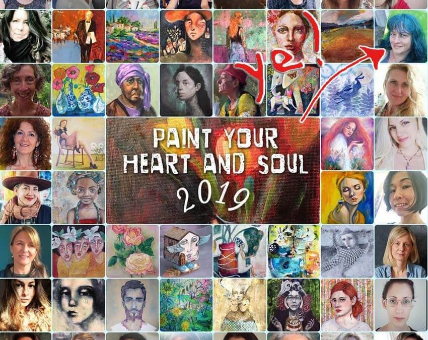 Paint Your Heart and Soul 2019 magyar