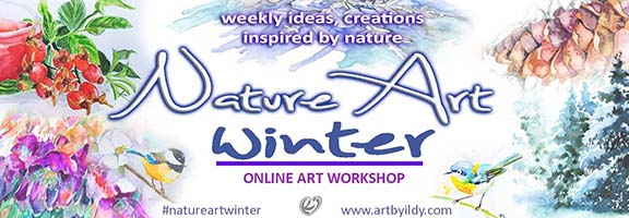 NATUREART WINTER for your creativity