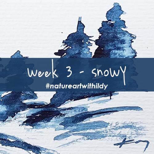 NATUREART WINTER week3