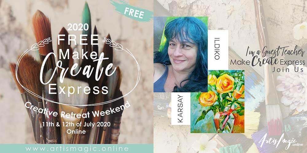 MAKE CREATE EXPRESS FREE WEEKEND