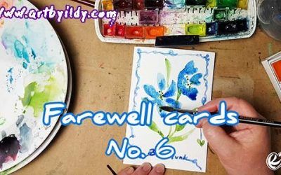 FAREWELL CARDS No 6