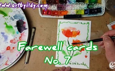 FAREWELL CARDS No 7